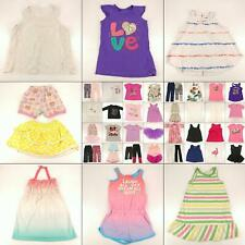 Lot 57 Girls Size 6 6X Clothes Childrens Kids Tops Pants Dresses Shirts Clothing