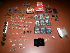 HUGE Epic 40k/Armageddon Imperial Guard lot--Titans, Russ, tanks, Chimeras! GW