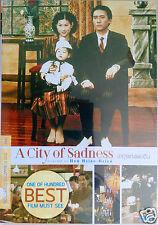 A City of Sadness DVD R0 (1989) Tony Leung, Shu-fen Hsin, HK Taiwan Drama