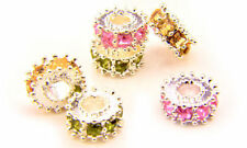 Beauty Crystal Costume Charms
