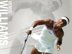 Venus Williams Reproduction archival quality photo 2