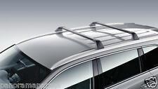 Toyota Kluger Roof Rack 2 Bar Set (Roof Rail Type) GSU55 GXL Grande GENUINE NEW
