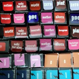 KVD Studded Kisses Creme Lipstick Liquid Lipstick Pigment Kat Von D - YOU CHOOSE