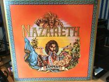 Nazareth-Rampant. Original Vertigo Swirl collectible. Highly collectible