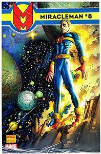 Miracleman No.8 / 2014 Alan Moore