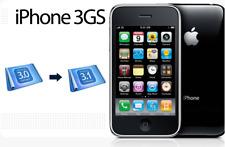 Apple iPhone 3GS 8GB-32GB Black (Unlocked/AT&T/Cricket) A1303 * iOS 3.0-3.1*