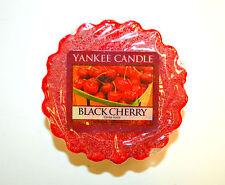 Yankee Candle tarte 22g originale noir cerise Noël Arôme Bougie Huile Dégèle