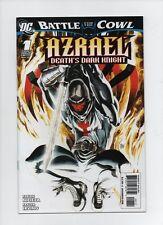 Azrael: Death's Dark Knight #1-3 - Lot Of 3 Battle For Cowl - (High Grade) 2009