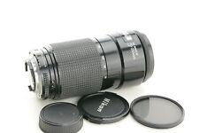 Nikon AF Nikkor 70-210mm 1:4, FX und DX, Kratzer /scratches