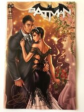 Batman 50 Wedding Variant Exclusive Comic Signed by artist Dawn McTeigue w COA