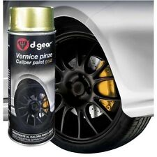 VERNICE  ORO GOLD PINZE FRENI FRENO SPRAY 400ML AUTO MOTO TUNING BOMBOLETTA