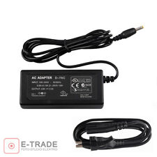 AC Adapter For D-7AC Olympus μ410 Digital μ500 Digital μ800 Digital X-3 X-2 X-1