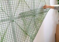 60x40cm Plastic Frame Flowers Wall Arches DIY Backdrop Plastic Bent Party Decor