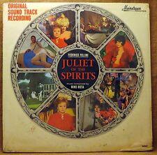 SEALED MONO OST LP: NINO ROTA, JULIET OF THE SPIRITS 1965 Mainstream 56062