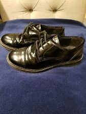 Boys Formal Patent Leather Shoes Size 3/34