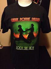 Vintage 1998 Cherry Poppin Daddies Zoot Suit T-Shirt Swing Ska Punk Funk Rock