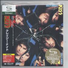 KISS Crazy Nights  JAPAN mini lp cd SHM papersleeve UICY-93528 NEW