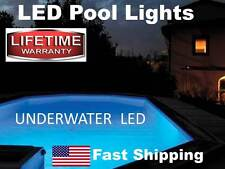 PREMIUM Quality -- LED Swimming POOL Lights -- Color Selectable -- SUPER Bright