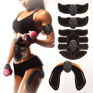 2020 EMS Muscle Stimulator ABS Abdominal Trainer Toning Belt Smart Home Training