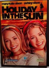 Mary-Kate  Ashley Olsen - Holiday in the Sun (DVD, 2001)