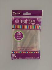 "Treat Bags 3"" x 4.75"" 100 Bags"