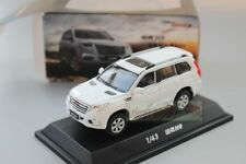 1/43 China Great Wall Haval H9 White Pull Back car SUV diecast model
