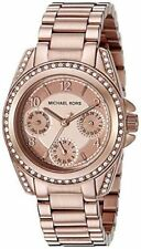 Michael Kors Blair Mini Rose Gold MK5613 33mm Wrist Watch for Women