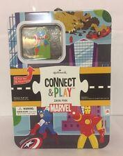 Hallmark Iron Man Connect & Play Puzzle