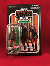 STAR WARS VC TVC VINTAGE COLLECTION VC83 NABOO ROYAL GUARD! CASE FRESH!