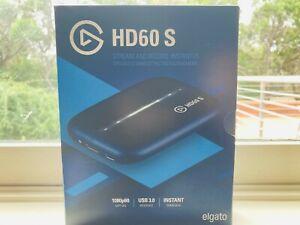 Elgato Game Capture HD60 S 1080p HDMI Recorder