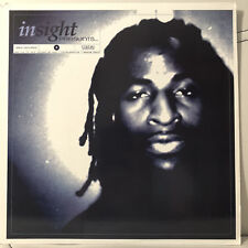 INSIGHT - INSIGHT PRESENTS... (VINYL LP)  2001!!!  RARE!!!  INSTRUMENTAL!!!