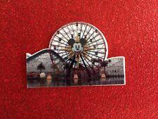 5pc. Disneyland resin Planar Flatbacks, cabochon, scrapbooking, bow center