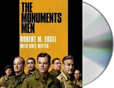 The Monuments Men by Robert M. Edsel & Bret Witter - Audio CD, abridged NEW
