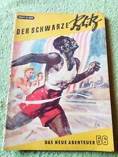 Das Neue Abenteuer Heft 56  Der Schwarze Blitz 1955