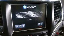 """2014 Jeep Grand Cherokee SRT-8 8.4"""" U-Connect Radio Upgrade Package with Bezel"""