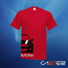 Camiseta coche mini basado cooper S one rally tuning sport car ENVIO 24/48h