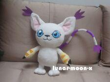 "17.7"" Digimon Adventure Tailmon Cosplay Plush Doll"