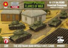Flames of War - Vietnam: K-1 (T-34/85M) Ironclad Company VPABX02