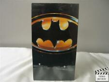 Batman (1989) VHS Jack Nicholson, Michael Keaton Kim Basinger; Tim Burton; NEW