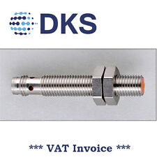 IFM IE5319 Inductive Sensor M8 DC PNP NC 2mm 000265