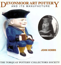 DEVONMOOR Art Pottery and its Manufacture, Hobbs, 0951508962, (Torquay Pottery)