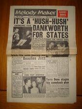 MELODY MAKER 1960 MAY 14 JAZZ DANKWORTH SAMMY DAVIS