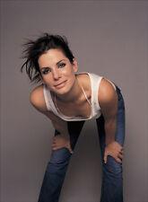 Sandra Bullock UNSIGNED photo - E206 - BEAUTIFUL!!!!!