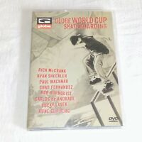 Globe World Cup Skateboarding DVD Video - 2002 Contest In Australia