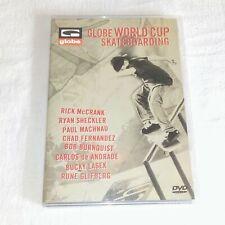 Globe World Cup Skateboarding DVD Video - 2002 Contest In Australia