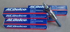 4 x AC DELCO Glow Plugs Peugeot 306 1.9 D TD XUD Diesel Glow Plugs 1993-2001