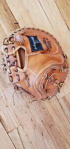 Vintage MacGregor G180H catcher's mitt