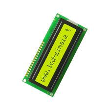 Yellow 1601 16X1 Character LCD Display Module LCM STN SPLC780D / KS0066  L