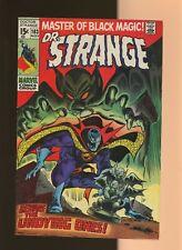 Doctor Strange 183 VG+ 4.5 * 1 * They Walk by Night by Roy Thomas & Gene Colan!