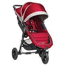 Baby Jogger City Mini GT Passeggino Rosso (crimson/gray) (r3e)